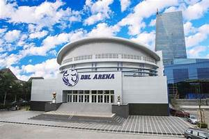 DBL Arena: Home of Development Basketball League. The Best ...