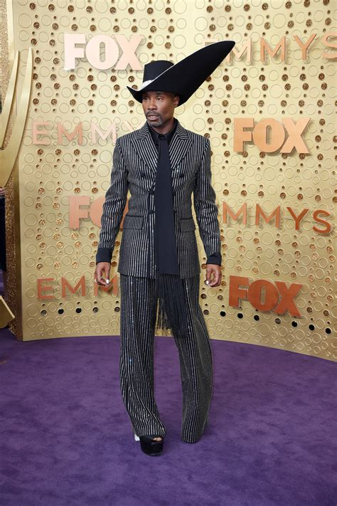 Pose Star Billy Porter Lands Historic First With Emmy