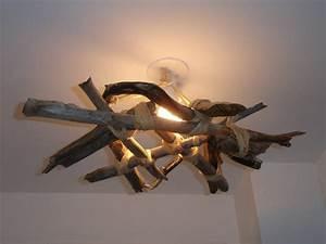 Lustre En Bois Flotté : lustre en bois de palette zv14 jornalagora ~ Dailycaller-alerts.com Idées de Décoration