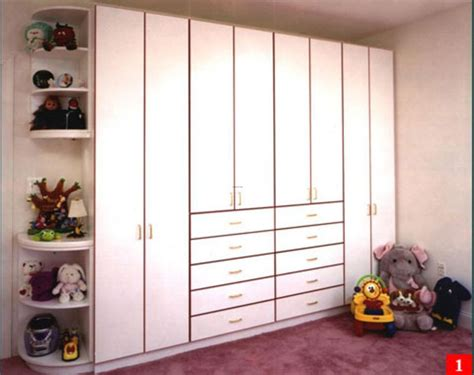 wardrobes beautify  living room  provide storage