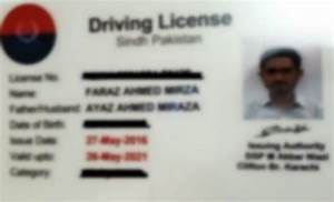 driving license in karachi procedure and required documents With documents required for driving license