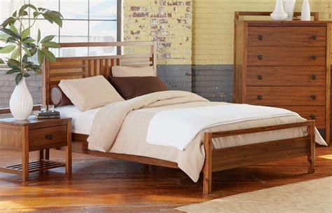 Danish Bedroom Furniture, Danish Platform Bed