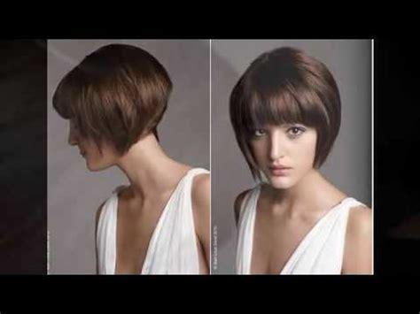 carree plongeant coiffure cheveux courts carre plongeant