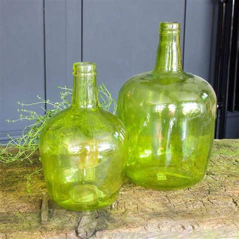Green Vase by Large Green Vase By Ella Notonthehighstreet