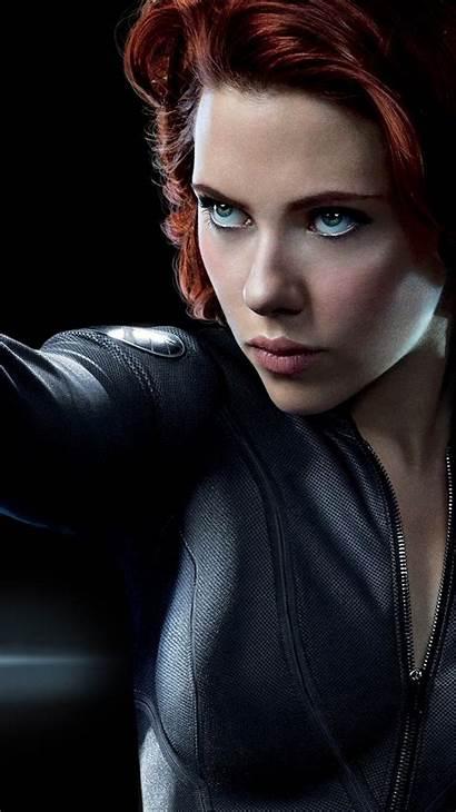 Scarlett Johansson Iphone Wallpapers Avengers