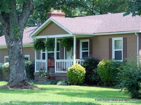small ranch house plans with porch 130 best ranch home porches images on exterior