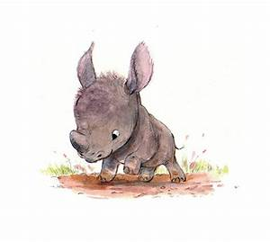 Incredibly Cute Animal Illustrations By Sydney Hanson Will ...