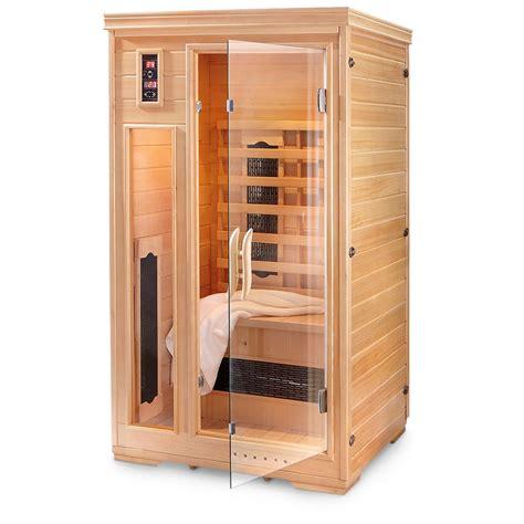 2 mann sauna 2 person infrared sauna 218728 spas saunas at sportsman s guide