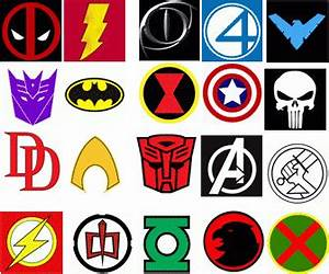 List of 31 Superhero Logos | FindThatLogo.com