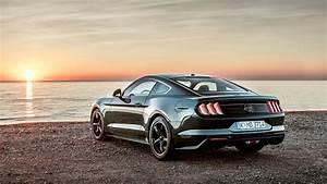 2019 Ford Mustang Bullitt Wallpapers, Specs & Videos - 4K HD - WSupercars