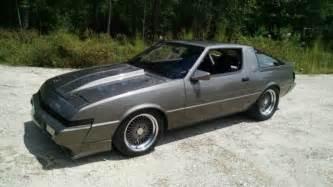 1986 Mitsubishi Starion/chrysler Conquest Mopar V8