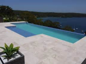 kitchen ideas melbourne ivory travertine pool coping bullnose specialist pool
