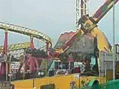Son of Beast Kings Island Roller Coaster