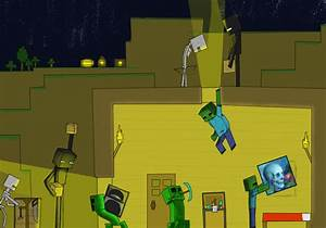 Minecraft Mobs In Real Life Enderman | www.pixshark.com ...