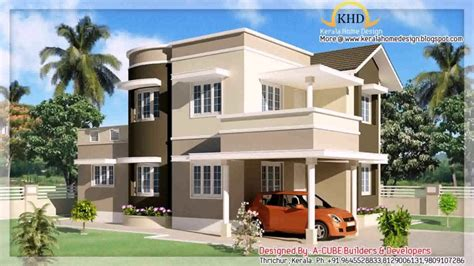 Duplex House Design Indian Style  Youtube