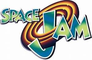 """Space Jam Logo Design"" Stickers by BoringSoda Redbubble"