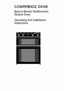 Aeg Competence D4100m Oven Download Manual For Free Now