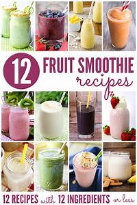 Yummy smoothie recipes