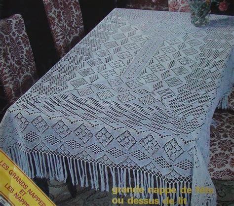 mod 232 le nappe tricot