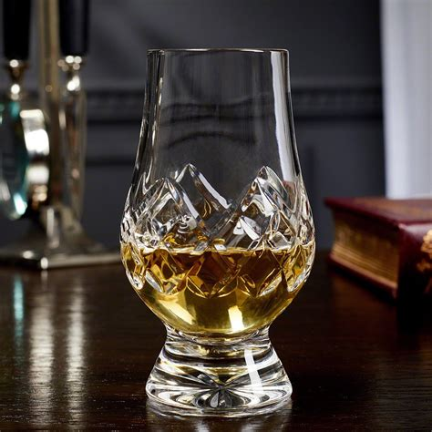 Whiskey Glas Kristall by Glencairn Cut Whiskey Glass Petagadget