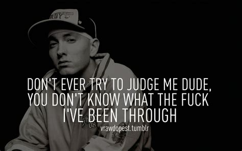 Quotes By Rappers About Eminem. Quotesgram