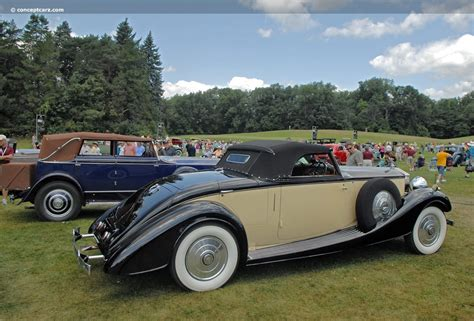 1937 Rolls Royce by 1937 Rolls Royce Phantom Iii Information And Photos