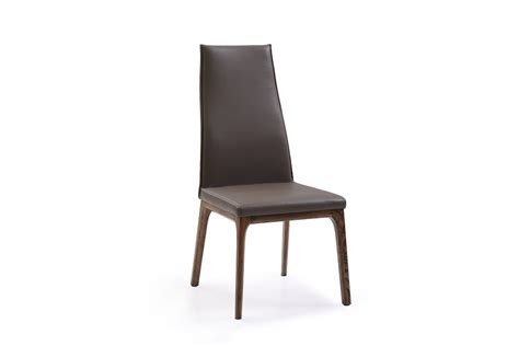 modrest cologne modern grey oak dining chair