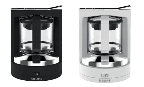 Krups T8 2 by Krups Kaffeemaschine T8 2 Filterkaffeemaschine