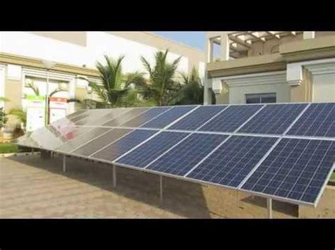solar energy training roof top solar installation guide