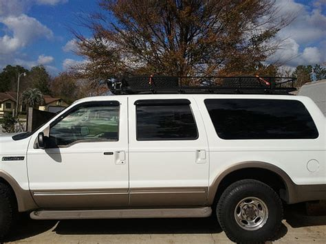 excursion roof rack excursion roof rack modifications page 3 ford truck