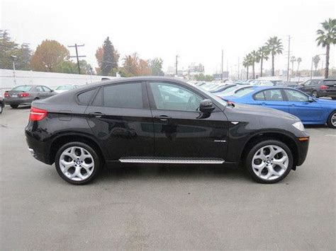 Find Used Bmw X6 Technology Package Cpo Warranty Premium