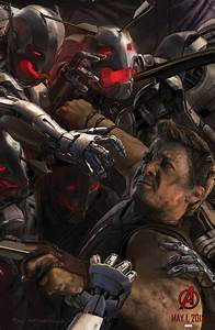 Comic-Con: New concept art posters for Avengers: Age of Ultron