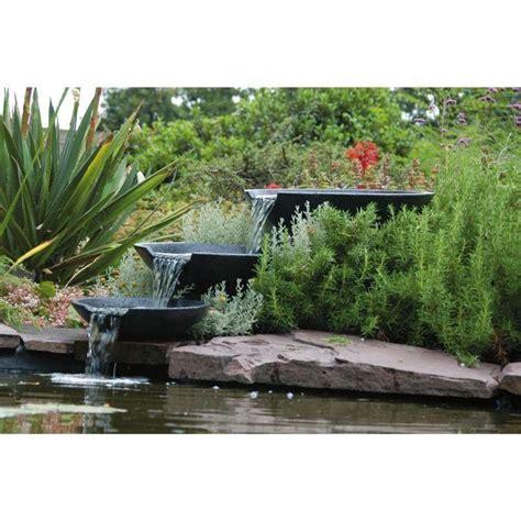 creer une fontaine exterieure fontaine de jardin bassin scotia achat vente