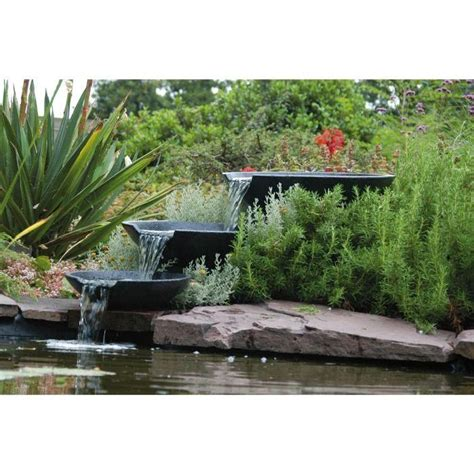 fontaine de jardin bassin scotia achat vente