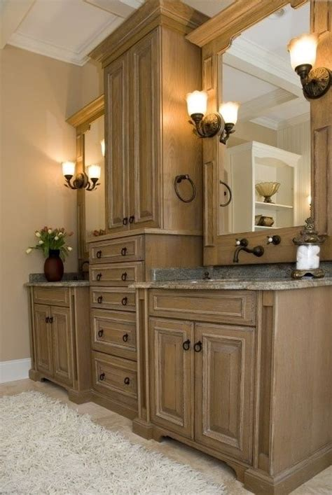 bathroom cabinet design ideas bathroom cabinets for everyone mocca brown wood bathroom