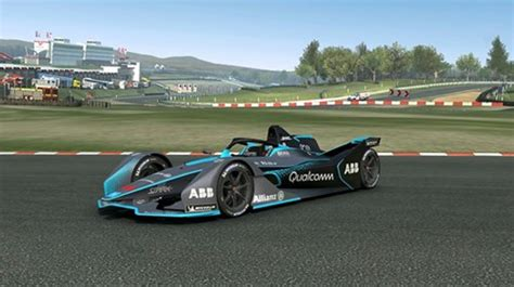 E Car by Gen2 Formula E Car Set For Real Racing 3 Racer