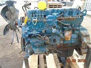 R  F  Engine International  U0026quot Ngd U0026quot  Dt466 Engine Complete