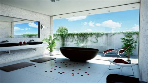 bathroom wallpaper ideas hd wallpaper