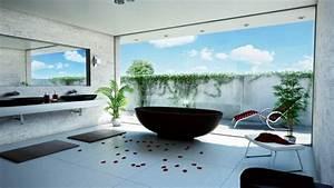 Bathroom Wallpapers, Amazing Bathroom Wallpapers ...