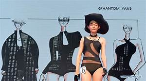 Swimming suit exhibition opens in Huludao,NE China_In ...
