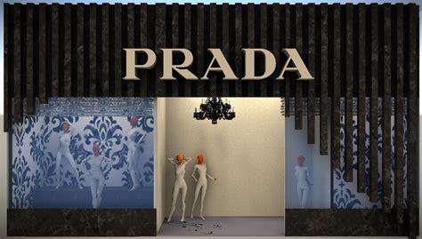 prada retail store