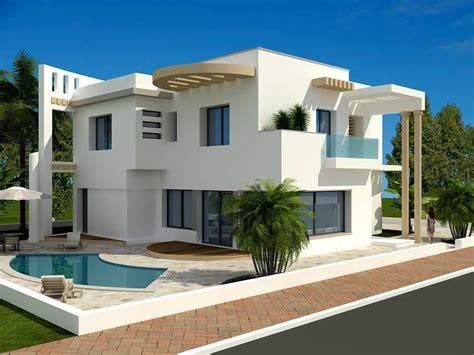 Vente une moderne villa à craxi hammamet sud - vente villa