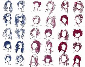 156 best images about Drawing Hairstyles on Pinterest ...