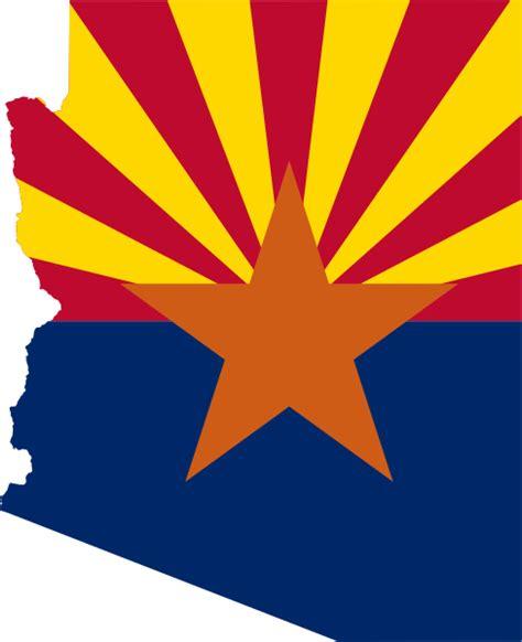 File:Flag map of Arizona.svg - Wikimedia Commons