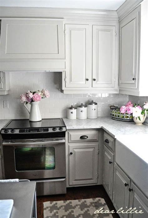 light gray kitchen cabinets 12 gorgeous and bright light gray kitchens a roundup of