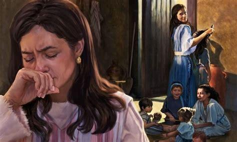 Hannah's Prayers Reveal Her Faith