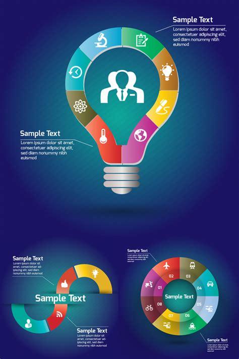Infographic Templates Bundle - 50 High-Quality Templates