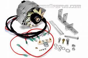 Alternator Conversion Kit - Farmall M  Md - Farmall H Restoration Kits