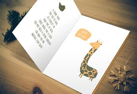 greeting card template photoshop 14 birthday card templates psd images birthday card templates greeting card mockup