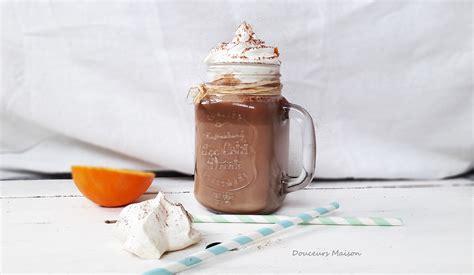chocolat à cuisiner chocolat à la cannelle chantilly orange façon viennois blogs de cuisine